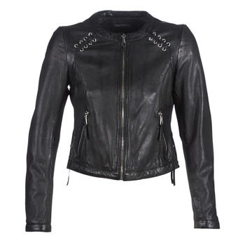 material Women Leather jackets / Imitation le Oakwood FLEX Black