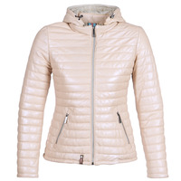 material Women Duffel coats Oakwood POWER Pink / Iris