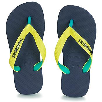 Shoes Flip flops Havaianas TOP MIX Yellow