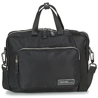 Bags Men Briefcases Calvin Klein Jeans PRIMARY 1 GUSSET LAPTOP BAG Black