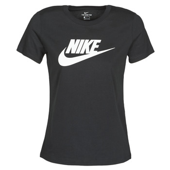 material Women short-sleeved t-shirts Nike NIKE SPORTSWEAR Black