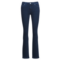 material Women bootcut jeans Tommy Hilfiger VEGAS RW ASTRA Blue / Raw