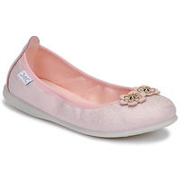 Shoes Girl Ballerinas Citrouille et Compagnie JATAMAL Pink