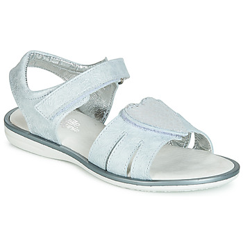 Shoes Girl Sandals Citrouille et Compagnie JAFILOUTE Grey