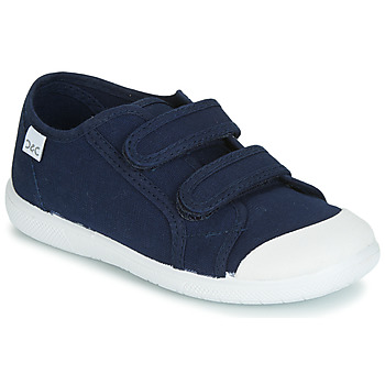 Shoes Boy Low top trainers Citrouille et Compagnie JODIPADE Marine