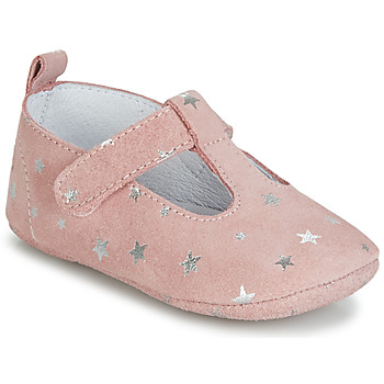 Shoes Girl Slippers Citrouille et Compagnie JARI Pink