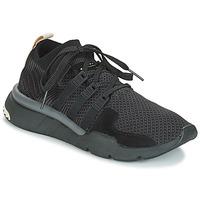 Shoes Men Low top trainers adidas Originals EQT SUPPORT MID ADV Black
