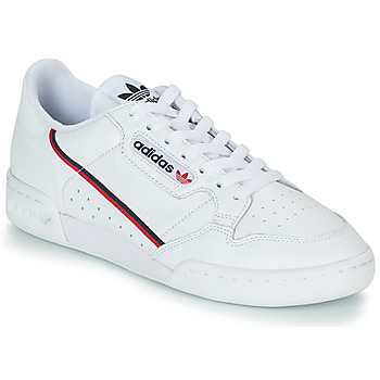Shoes Low top trainers adidas Originals CONTINENTAL 80 White