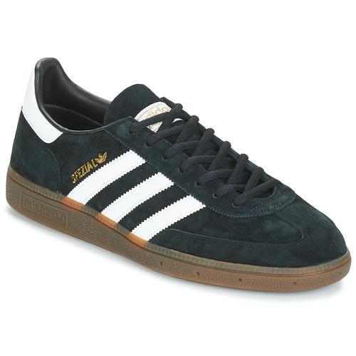 Shoes Men Low top trainers adidas Originals HANDBALL SPZL Black