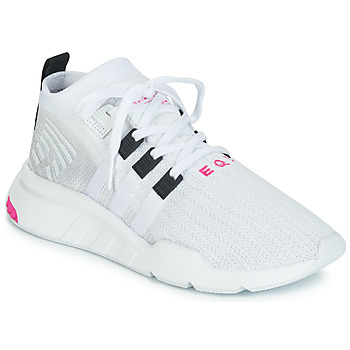 Shoes Men Low top trainers adidas Originals EQT SUPPORT MID ADV White