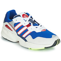Shoes Men Low top trainers adidas Originals YUNG 96 White / Violet