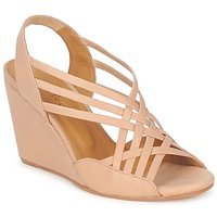Shoes Women Sandals Coclico JAFET Pink / Powder