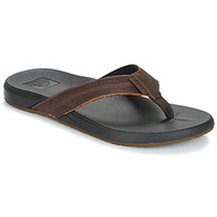 Shoes Men Flip flops Reef CUSHION BOUNCE PHANTOM LE Brown