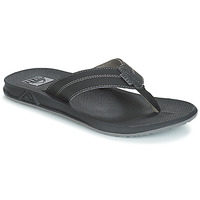 Shoes Men Flip flops Reef REEF ELEMENT TQT Black