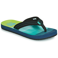Shoes Boy Flip flops Reef KIDS AHI Green