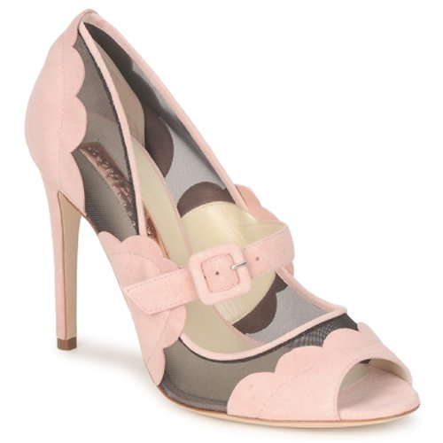 Shoes Women Court shoes Rupert Sanderson LINTIE Pink / Black