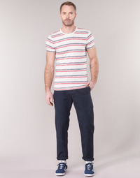 material Men chinos G-Star Raw BRONSON STRAIGHT TAPERED CHINO Marine