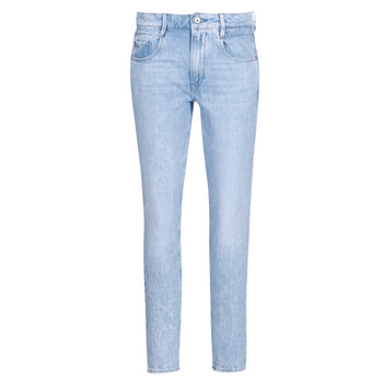material Women straight jeans G-Star Raw RADAR MID BOYFRIEND TAPERED Blue / Light / Aged