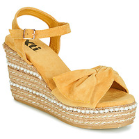 Shoes Women Sandals Xti 49073 Yellow
