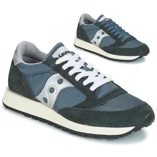 Shoes Low top trainers Saucony Jazz Original Vintage Blue
