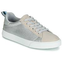 Shoes Women Low top trainers Esprit Cherry Glimmer LU Beige