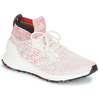Shoes Men Running shoes adidas Performance ULTRABOOST ALL TERR White / Red