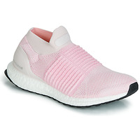 Shoes Women Running shoes adidas Originals ULTRABOOST LACELESS Pink