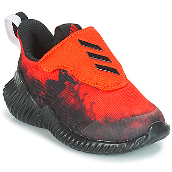 Shoes Boy Running shoes adidas Performance FORTARUN SPIDER-MAN Red / Black