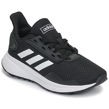 Shoes Children Running shoes adidas Performance DURAMO 9 K Black / White