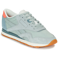 Shoes Women Low top trainers Reebok Classic CL NYLON Blue