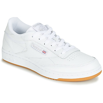Shoes Children Low top trainers Reebok Classic CLUB C J White