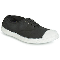 Shoes Men Low top trainers Bensimon TENNIS LACETS Carbon
