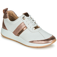 Shoes Women Low top trainers JB Martin 1KAP White
