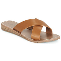 Shoes Women Mules Chattawak STELLA Camel