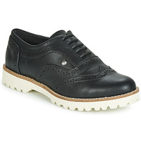 Shoes Women Derby shoes LPB Shoes GISELE Black
