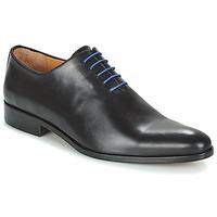 Shoes Men Brogue shoes Brett & Sons AGUSTIN Black