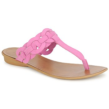 Shoes Women Flip flops Esprit KARAYAN TONGUE Fuschia