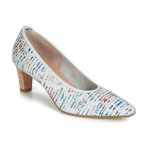 Shoes Women Court shoes Perlato MORTY White