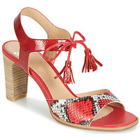 Shoes Women Sandals Perlato RUBY Red