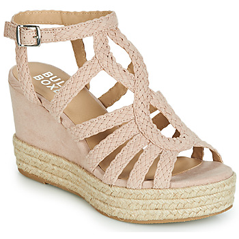 Shoes Women Sandals Bullboxer 175011 Beige