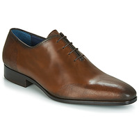 Shoes Men Brogue shoes Brett & Sons MARCIA Cognac