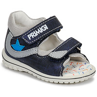 Shoes Boy Sandals Primigi (enfant) 3377611 Blue