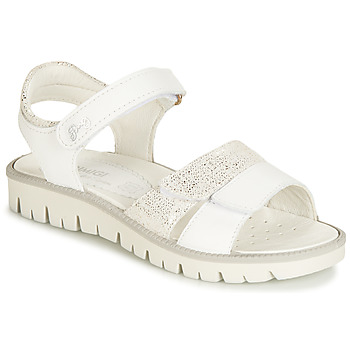 Shoes Girl Sandals Primigi (enfant) 3390711 White