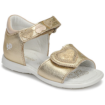 Shoes Girl Sandals Primigi 3407200 Gold