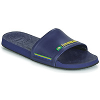 Shoes Tap-dancing Havaianas SLIDE BRASIL Blue