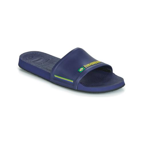Shoes Sliders Havaianas SLIDE BRASIL Blue