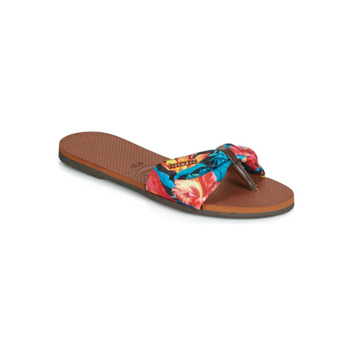 Shoes Women Flip flops Havaianas YOU SAINT TROPEZ Flower