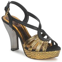 Shoes Women Sandals Magrit GOLD EFFECT Gold