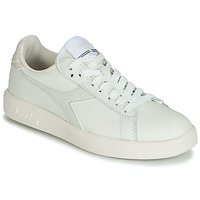 Shoes Women Low top trainers Diadora GAME WIDE Beige / Coral