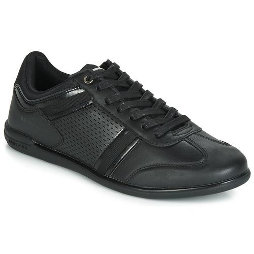 Shoes Men Low top trainers Redskins ILLIC Black